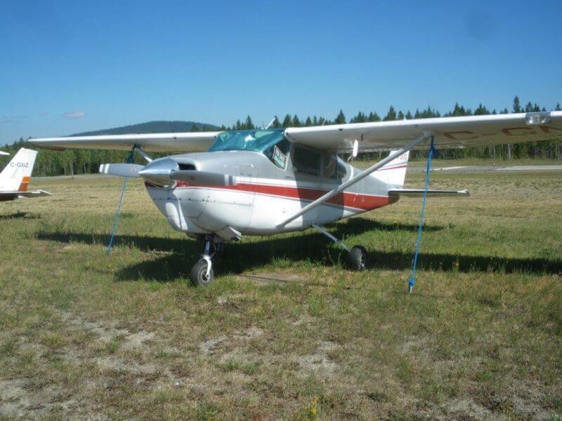1961 Cessna 210-A