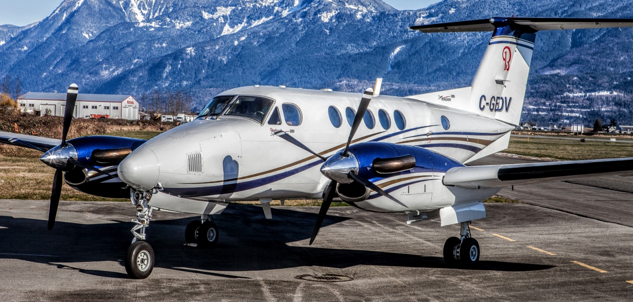 1980 Beech King Air 200
