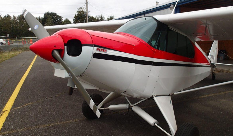 1946 PA-12 SUPER CRUISER