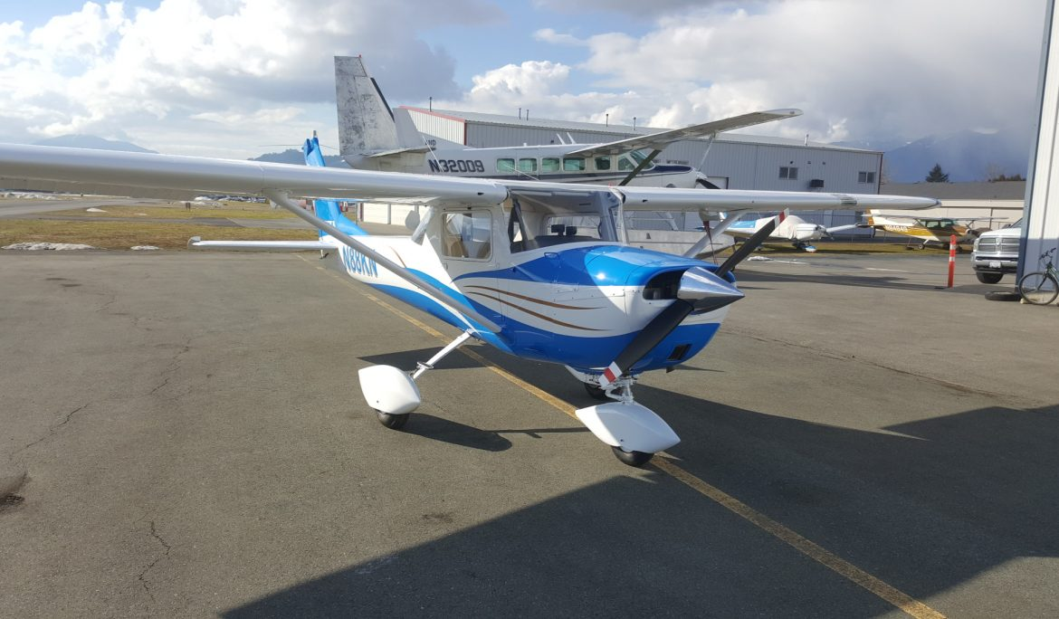 Cessna 150 Full Refurbishment and Update