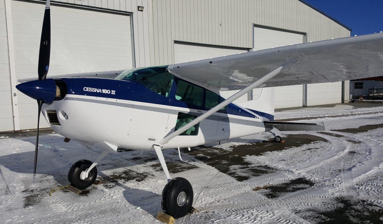Cessna 180 Full Restoration