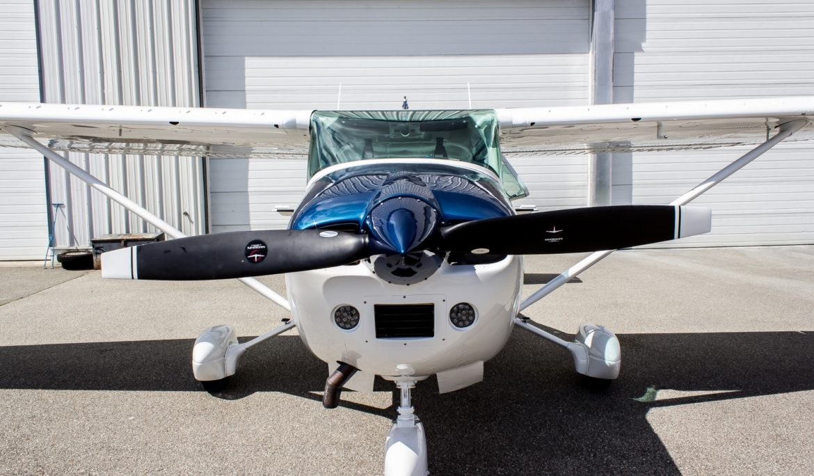 Cessna 182 Paint and Exterior Upgrades