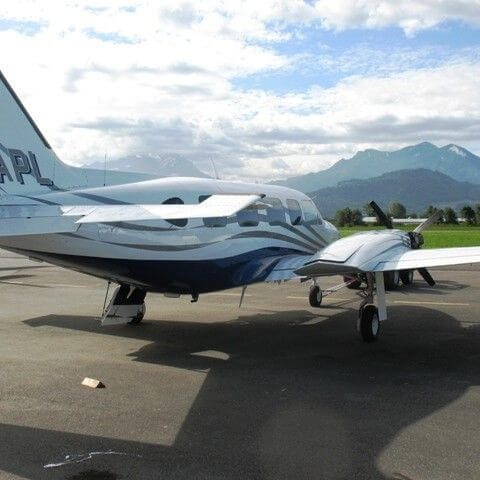 Piper PA31-350 Navajo Panther
