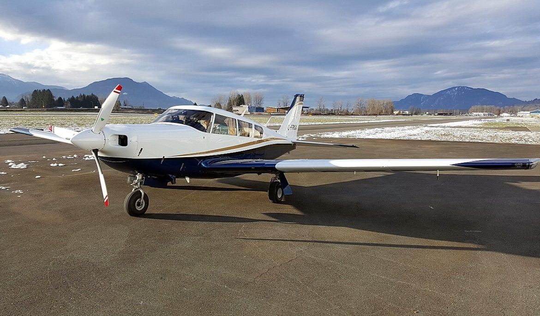 Piper PA-24 Single Comanche Paint