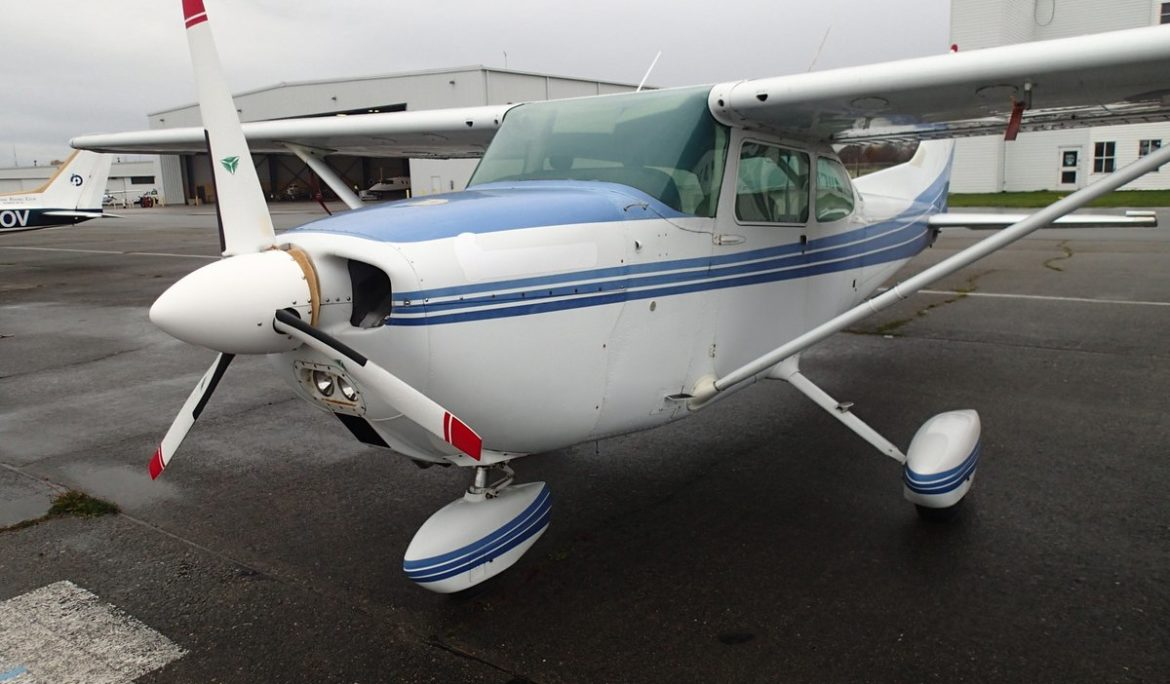 1974 Diesel Conversion Cessna 172M