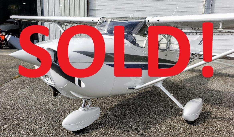 1974 Cessna 172M – Complete restoration