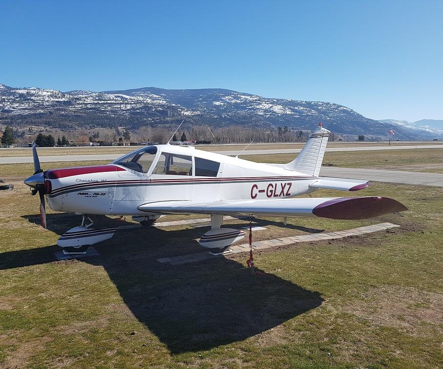 1967 PA-28-140 Piper Cherokee