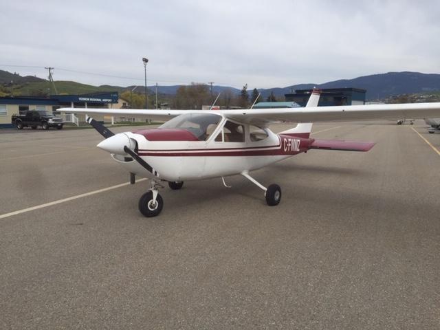 1968 Cessna 177 Cardinal