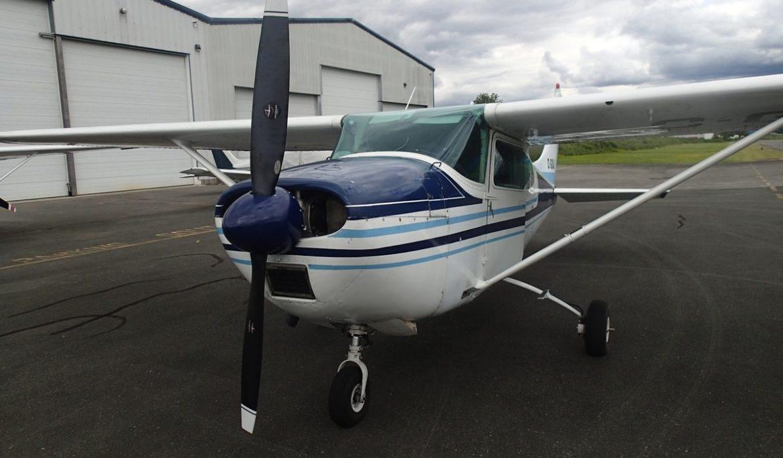 1961 Cessna 182D